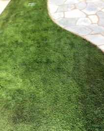 artificial turf | flagstone